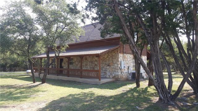 100 E Ridgewood Rd, Georgetown, TX 78633 (#9036691) :: Watters International