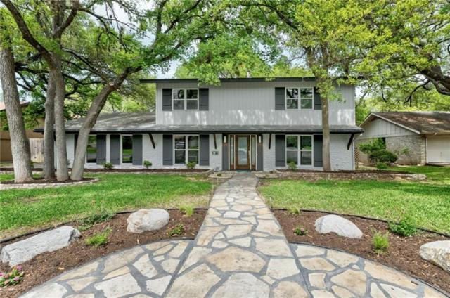 4300 Burney Dr, Austin, TX 78731 (#9049537) :: The Perry Henderson Group at Berkshire Hathaway Texas Realty