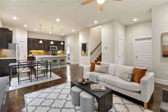 3502 S 2nd St A, Austin, TX 78704 (#9053542) :: The Perry Henderson Group at Berkshire Hathaway Texas Realty