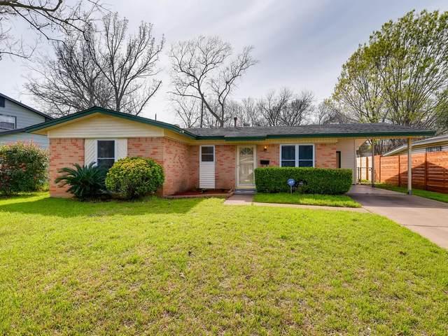 1603 Fair Oaks Dr, Austin, TX 78745 (#9059598) :: Papasan Real Estate Team @ Keller Williams Realty
