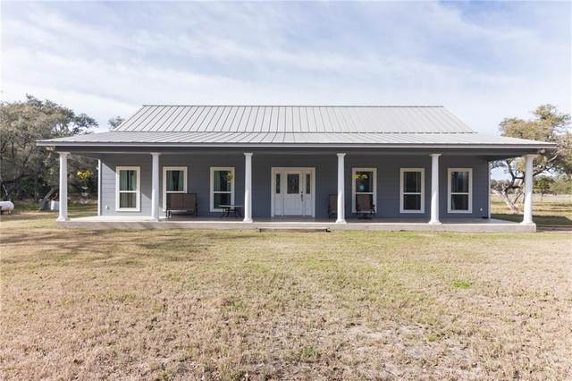 286 Private Road 1051, Hallettsville, TX 77964 (#9064931) :: Papasan Real Estate Team @ Keller Williams Realty
