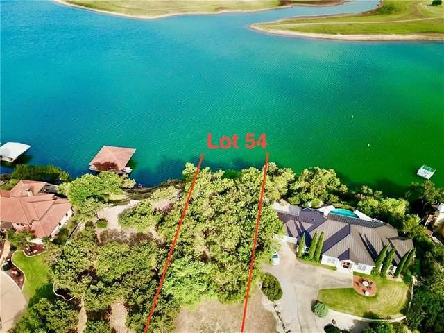 Lot 54 Harbor Dr, Spicewood, TX 78669 (MLS #9090289) :: Brautigan Realty