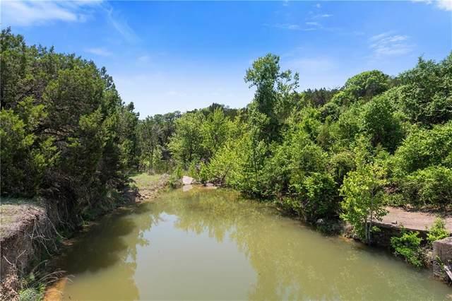 709 Medlin Creek Loop, Dripping Springs, TX 78620 (#9126802) :: The Perry Henderson Group at Berkshire Hathaway Texas Realty