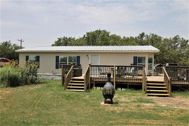 130 County Road 344, Jarrell, TX 76537 (#9126884) :: Service First Real Estate