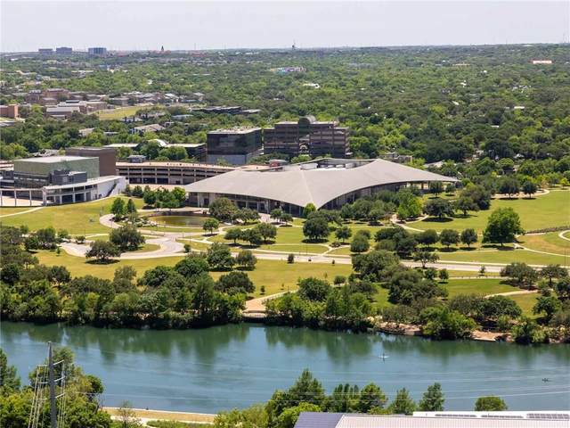 301 West Ave #2805, Austin, TX 78701 (#9136306) :: Realty Executives - Town & Country