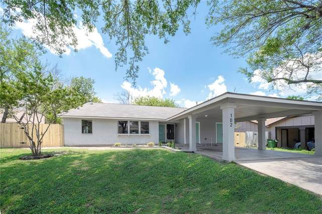 102 Nicole Cv, Round Rock, TX 78664 (#9138674) :: The Summers Group