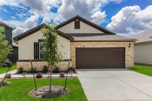 261 Magna Lane, Liberty Hill, TX 78642 (#9143354) :: Ana Luxury Homes