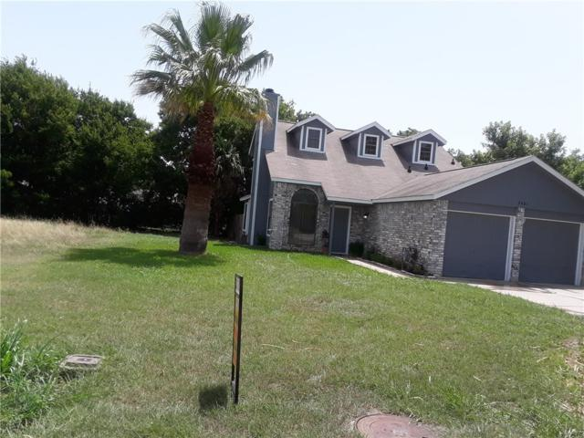 2401 Smith Branch Blvd, Georgetown, TX 78626 (#9163376) :: Van Poole Properties Group