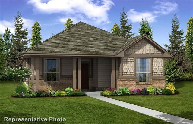 8204 Daisy Cutter, Georgetown, TX 78626 (#9170390) :: All City Real Estate
