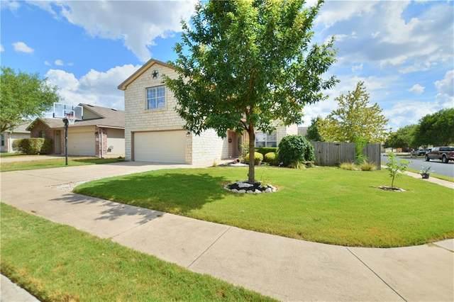 153 Granite Path, Liberty Hill, TX 78642 (#9184533) :: Lauren McCoy with David Brodsky Properties