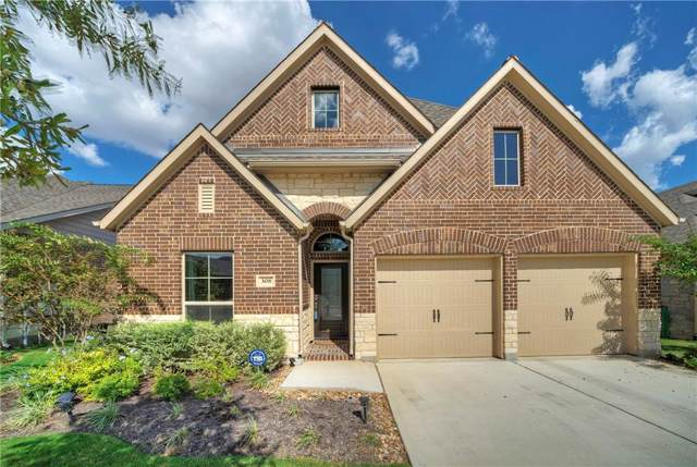 308 Crossvine Trl, Georgetown, TX 78626 (#9208224) :: Lucido Global