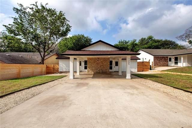 1205 Dobie Dr, Austin, TX 78753 (#9211057) :: Papasan Real Estate Team @ Keller Williams Realty