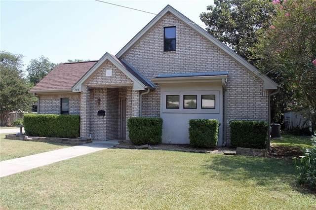 706 Plum St, Lockhart, TX 78644 (MLS #9231843) :: Vista Real Estate