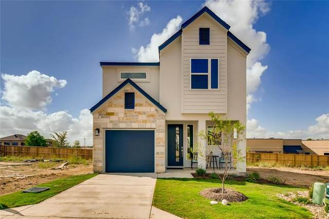 5160 A.W. Grimes #117, Round Rock, TX 78665 (#9242329) :: Ben Kinney Real Estate Team