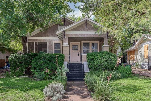 3204 Hemphill Park, Austin, TX 78705 (#9274393) :: Lancashire Group at Keller Williams Realty