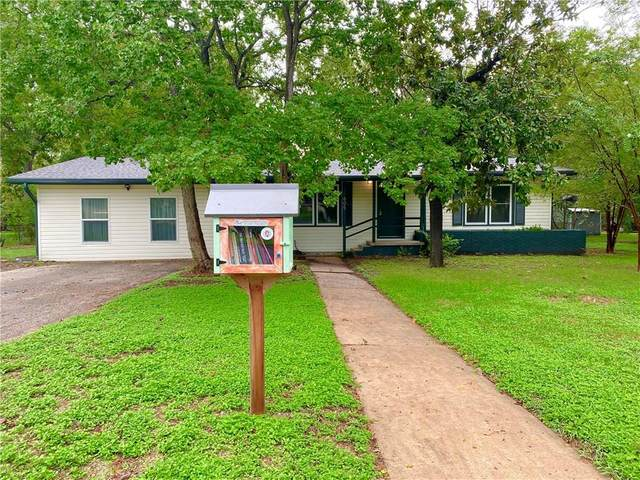 605 W 11th St, Elgin, TX 78621 (#9279628) :: RE/MAX IDEAL REALTY