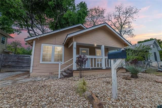 72 Navasota St, Austin, TX 78702 (#9324088) :: Front Real Estate Co.