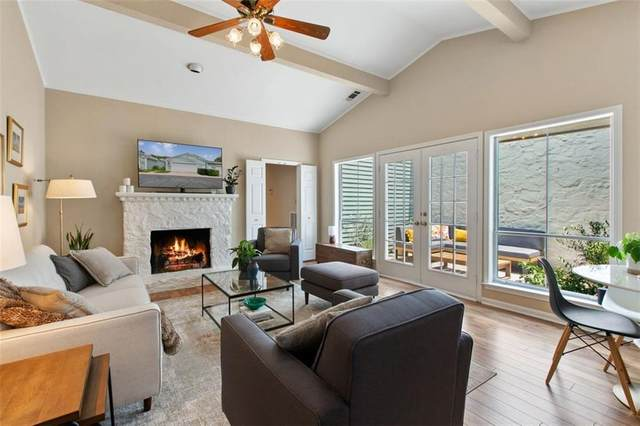 429 Towne Park Trl, Austin, TX 78751 (#9346610) :: Papasan Real Estate Team @ Keller Williams Realty