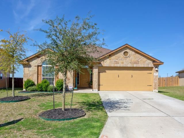 208 Lignite Dr, Jarrell, TX 76537 (#9358434) :: Papasan Real Estate Team @ Keller Williams Realty