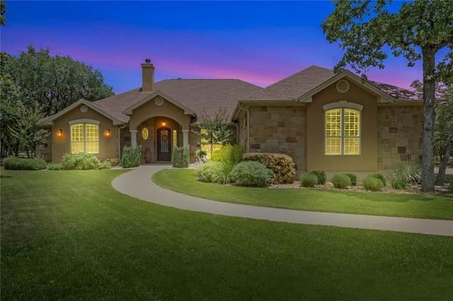 120 Rio Azul Dr, Georgetown, TX 78633 (#9365073) :: The Perry Henderson Group at Berkshire Hathaway Texas Realty