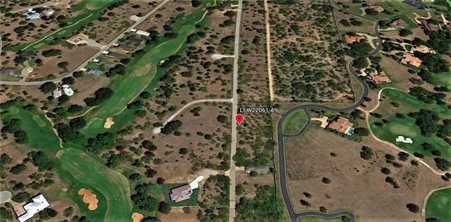 LT W22061-A Sun Ray, Horseshoe Bay, TX 78657 (#9366504) :: Papasan Real Estate Team @ Keller Williams Realty