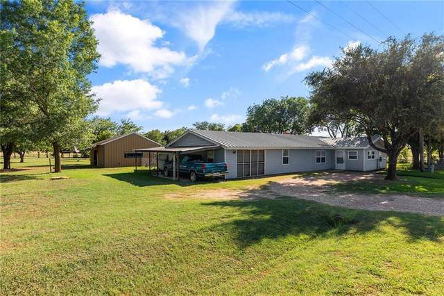 1157 County Road 424, Bartlett, TX 76511 (#9383484) :: The Myles Group | Austin