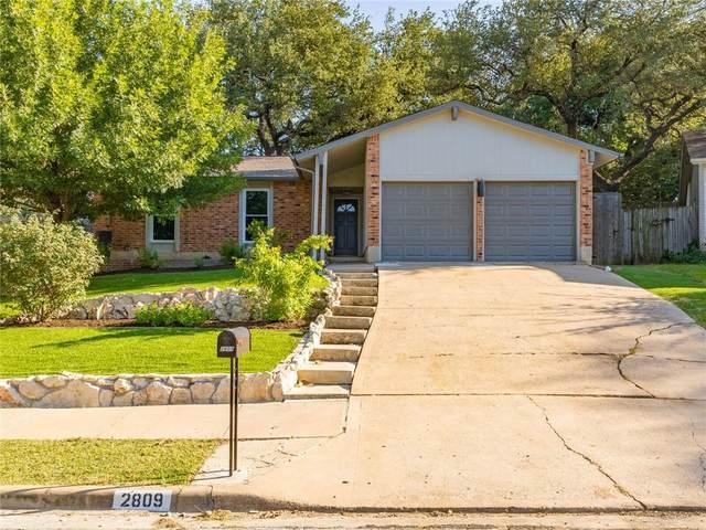 2809 Nordham Dr, Austin, TX 78745 (#9412795) :: Papasan Real Estate Team @ Keller Williams Realty