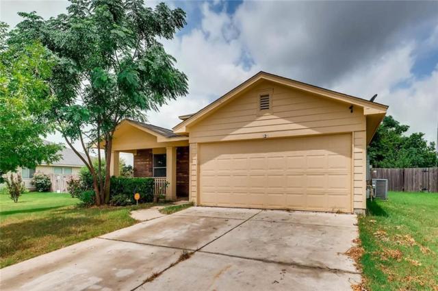 320 Mccoy Ln, Hutto, TX 78634 (#9433655) :: Van Poole Properties Group