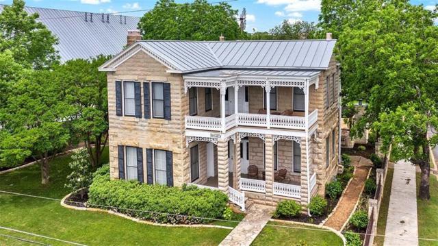 102 W Austin St, Fredericksburg, TX 78624 (#9450982) :: The Heyl Group at Keller Williams