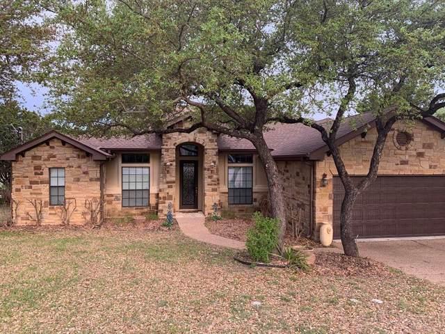 3943 Outpost Trce, Lago Vista, TX 78645 (#9459296) :: Zina & Co. Real Estate
