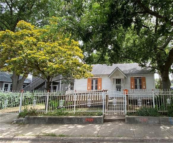 2409 E 2nd St, Austin, TX 78702 (#9462379) :: First Texas Brokerage Company