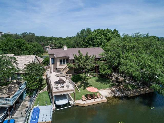 105 Bay Point, Horseshoe Bay, TX 78657 (#9484907) :: The Heyl Group at Keller Williams