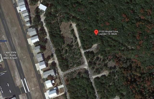 21102 Ringtail Cv, Lago Vista, TX 78645 (#9490634) :: Tai Earthman | Keller Williams Realty