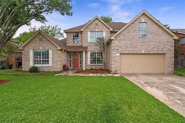 308 Reinhardt Blvd, Georgetown, TX 78626 (#9509102) :: First Texas Brokerage Company