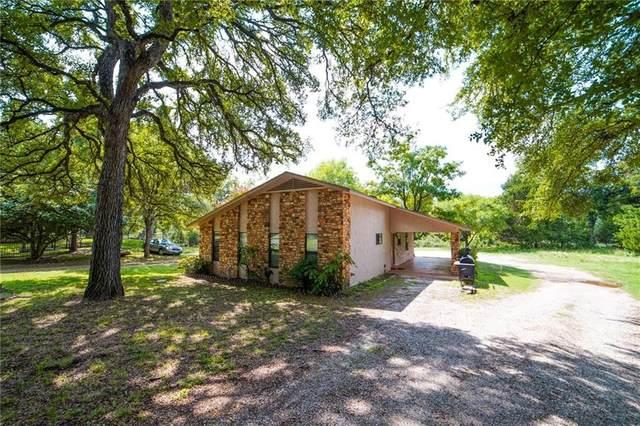 618 Pecan Creek Dr, Horseshoe Bay, TX 78657 (MLS #9515501) :: Brautigan Realty
