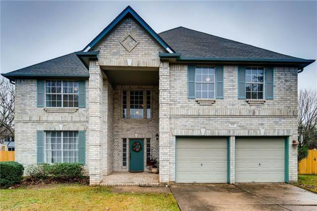 104 Reinhardt Ct, Georgetown, TX 78626 (#9516989) :: Realty Executives - Town & Country