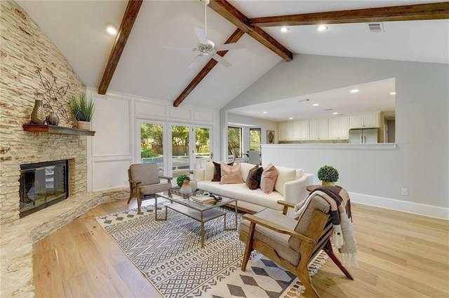 1504 Johnny Miller Trl, Austin, TX 78746 (#9520162) :: Papasan Real Estate Team @ Keller Williams Realty