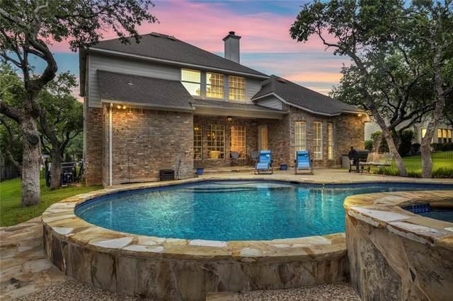 3803 Bobby Jones Way, Round Rock, TX 78664 (#9534989) :: Papasan Real Estate Team @ Keller Williams Realty