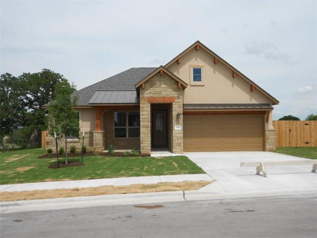 118 Creek Point Dr, Georgetown, TX 78628 (#9549871) :: RE/MAX Capital City