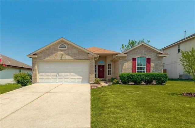 206 Dana Dr, Hutto, TX 78634 (#9561614) :: The Summers Group