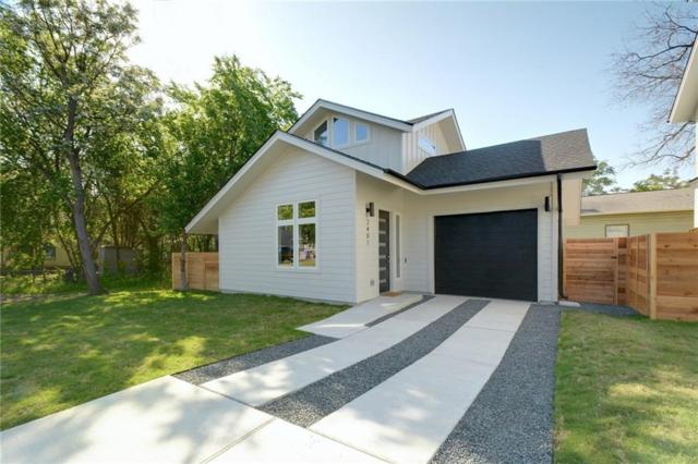 2401 E 17th St B, Austin, TX 78702 (#9601930) :: Forte Properties