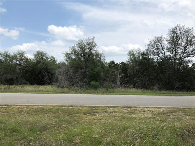 Lot 81 Vista View Trl, Spicewood, TX 78669 (#9602636) :: The Gregory Group