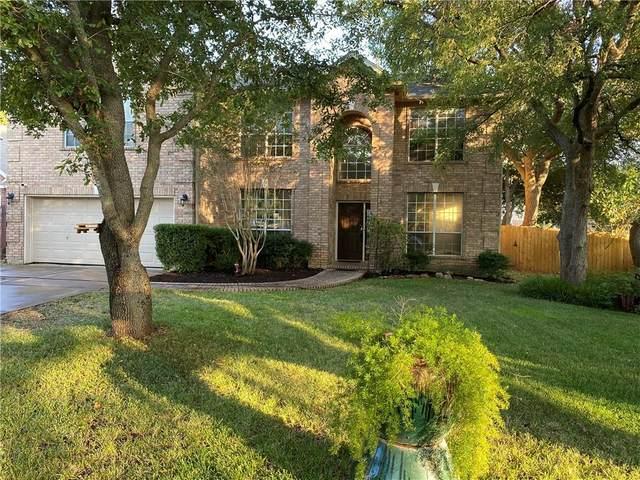 3608 Flora Vista Loop, Round Rock, TX 78681 (#9602957) :: Green City Realty