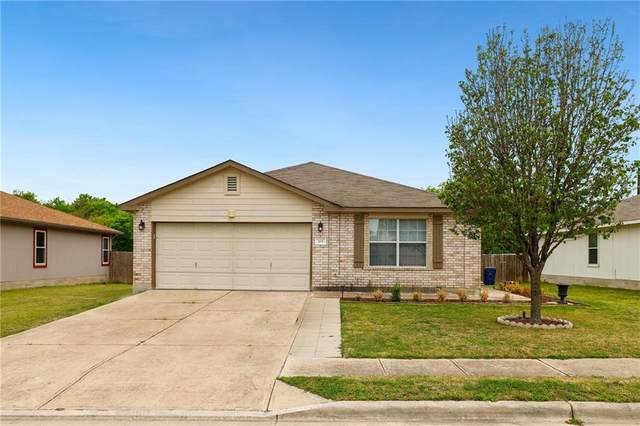 305 Saul St, Hutto, TX 78634 (#9617188) :: The Summers Group
