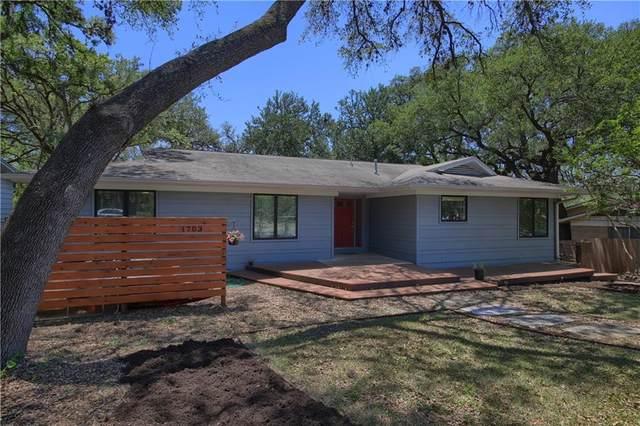 1703 Mariposa Dr, Austin, TX 78741 (#9619143) :: Papasan Real Estate Team @ Keller Williams Realty