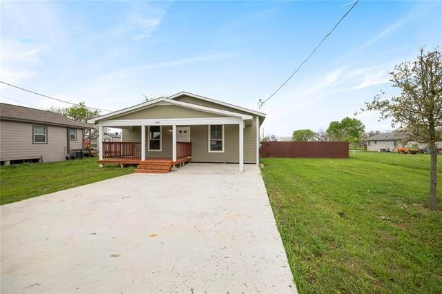 408 E Carrie Manor St, Manor, TX 78653 (MLS #9625050) :: Brautigan Realty
