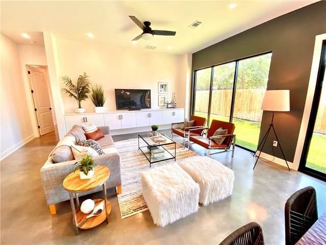 615 Brentwood St A, Austin, TX 78752 (#9643563) :: Papasan Real Estate Team @ Keller Williams Realty