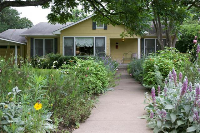 1513 S Ash St, Georgetown, TX 78626 (#9646375) :: The Heyl Group at Keller Williams