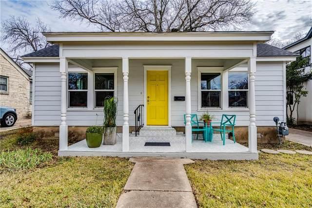 4703 Sinclair Ave, Austin, TX 78756 (#9666690) :: Papasan Real Estate Team @ Keller Williams Realty