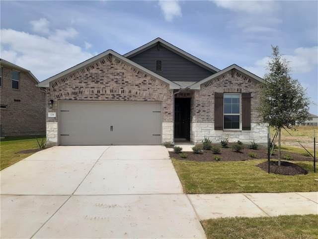 128 Peruvian Ln, Georgetown, TX 78626 (#9671822) :: The Perry Henderson Group at Berkshire Hathaway Texas Realty